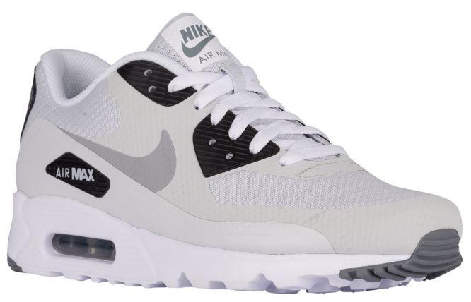 Laufschuhe Nike Männer Air Max 95 Premium Wolf Grau Wolf