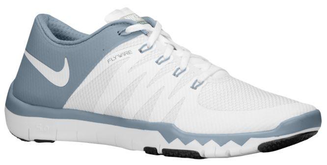 Nike Free Trainer 5.0 V6 Herren Turnschuhe WeißTaube Grau