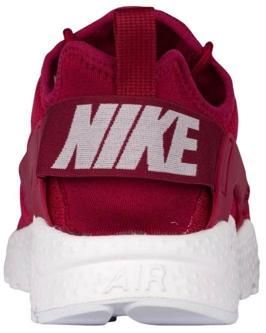 Damen Nike Air Huarache Run Ultra Noble Rot/Weiß Preis Outlet