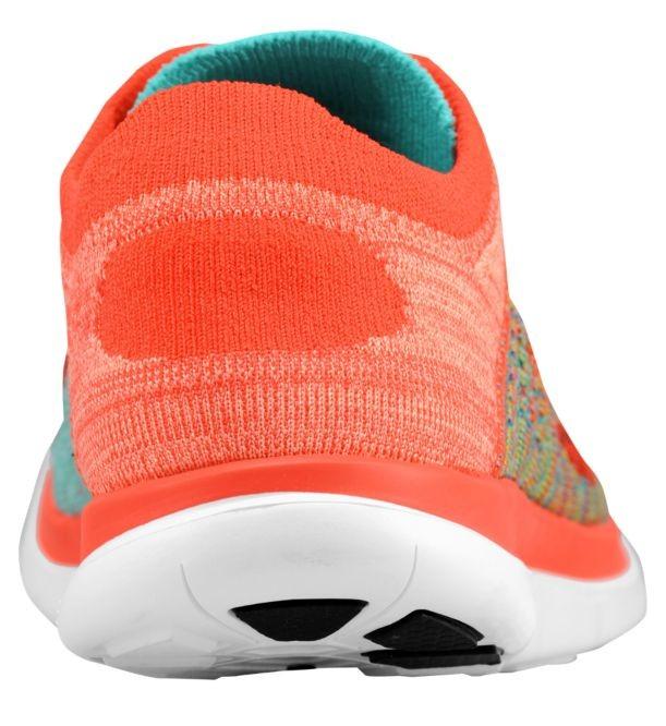 Nike Free 4.0 Flyknit N7 Damen Running Schuhe Hyper Türkis
