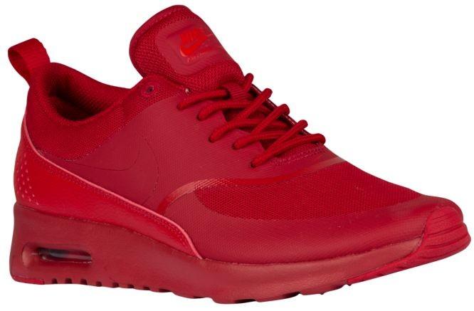 Nike Air Max Thea Gym Rot/University Rot Damen Sneakers Günstig