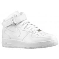 Nike Air Force 1 Mid Weiß Herren Sportschuheschuhechuhe