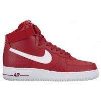 Nike Air Force 1 High Gym Rot/Weiß Herren Basketball