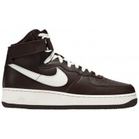 Herren Nike Air Force 1 High Retro Schokolade/Sail Athletic Shoes