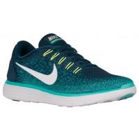 Nike Free Rn Distance Midnacht Türkis/Rio Knickente/Deutlich Jade/Aus Weiß Herren Laufschuhe