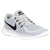 Nike Free 5.0 2015 Rein Platin/Wolf Grau/Cool Grau/Schwarz Herren Running Schuhe