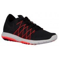 Nike Flex Fury 2 Herren Sports Schwarz/University Rot/Gesamt Crimson
