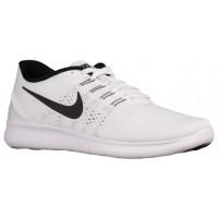 Nike Free Rn Herren Schuhschaft Weiß/Schwarz