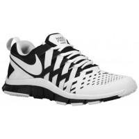 Nike Free Trainer 5.0 Weave Weiß/Schwarz Herren Trainingsschuhe