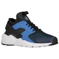 Nike Air Huarache Run Ultra Blau Lagoon/Schwarz/Weiß Herren