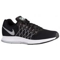 Nike Air Zoom Pegasus 32 Flash Schwarz/Reflektierend Silber/Rein Platin/Cool Grau Herren Laufschuh