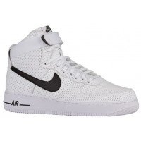 Nike Air Force 1 High Weiß/Schwarz Herren Sneakers