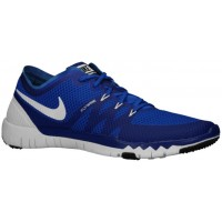 Nike Free Trainer 3.0 V3 Game Royal/Dunkel Royal/Weiß Herren Trainingsschuh