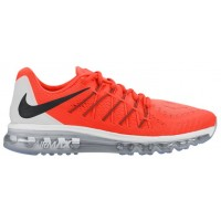 Nike Air Max 2015 Herren Sneakers Hell Crimson/Schwarz/Summit Weiß/Hot Lava