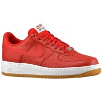 Herren Nike Air Force 1 Lv8 Rot/Weiß Sneaker
