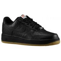 Herren Nike Air Force 1 Lv8 Schwarz Braun Sneaker