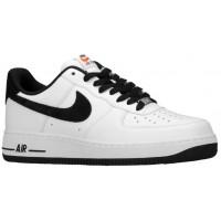 Nike Air Force 1 Low Weiß Schwarz Herren Sneaker