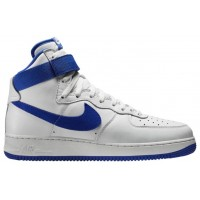 Nike Air Force 1 High Retro Summit Weiß/Game Royal Herren Basketball
