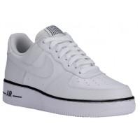 Nike Air Force 1 Low Weiß Schwarz Herren Sneakers