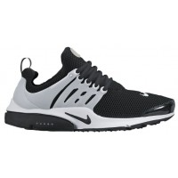Nike Air Presto Herren Sport Schwarz/Weiß/Neutral Grau