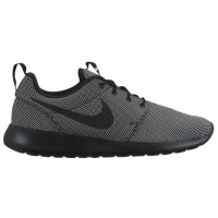 Nike Roshe One Premium Schwarz/Weiß/Schwarz Herrensneake