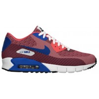 Nike Air Max 90 Hyper Punch/Weiß/Gym Royal/Obsidian Herren Sneakers