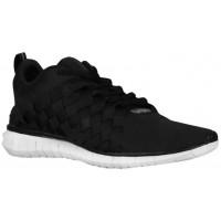 Nike Free Og '14 Woven Herren Sneakers Schwarz/Cool Grau/Weiß