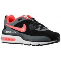 Nike Air Max Wright Schwarz/Atomar Rot/Waffenkammer Schiefer/Weiß Herren Running Schuhe