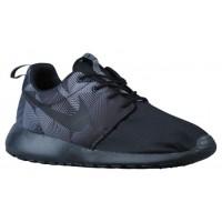 Nike Roshe One Print Herren Schuhschaft Schwarz/Dunkel Grau