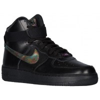 Nike Air Force 1 High Herren Basketballschuh Schwarz/Weiß