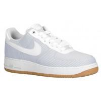 Nike Air Force 1 Low Herren Casual Weiß/Braun