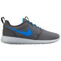 Herren Nike Roshe One Premium Anthrazit/Rein Platin/Foto Blau Sneakers
