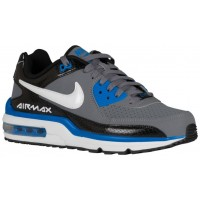 Nike Air Max Wright Cool Grau/Schwarz/Foto Blau/Weiß Herren Laufschuhe