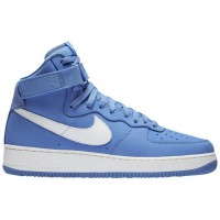 Herren Nike Air Force 1 High Retro University Blau/Summit Weiß Sportschuhe