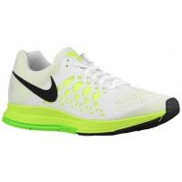 Nike Air Pegasus 31 Herren Running Schuhe Weiß/Volt/Hyper Kobalt/Schwarz