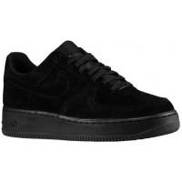 Herren Nike Air Force 1 Low Schwarz/Klar Sneaker