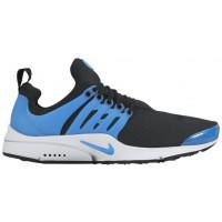 Nike Air Presto Essential Herrenschuh Schwarz/Foto Blau/Weiß