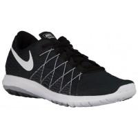 Nike Flex Fury 2 Schwarz/Wolf Grau/Dunkel Grau/Weiß Herren Running Schuhe