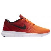 Nike Free Rn Herren Sports Gesamt Crimson/Gym Rot/Weiß/Schwarz