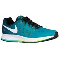 Nike Air Zoom Pegasus 33 Rio Knickente/Midnacht Türkis/Volt/Weiß Herren Schuhschaft