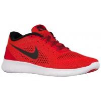 Nike Free Rn Herren Schuhschaft University Rot/Schwarz