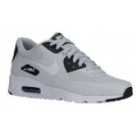 Nike Air Max 90 Ultra Essential Herren Sneakers Licht Base Grau/Anthrazit/Weiß