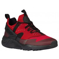 Nike Air Huarache Utility Gym Rot/Schwarz Herrenschuh