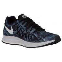 Nike Air Zoom Pegasus 32 Schwarz/Reflektierend Silber/Rein Platin Herrenschuh