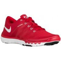 Nike Free Trainer 5.0 V6 Herren Sneakers Gym Rot/Weiß/Schwarz