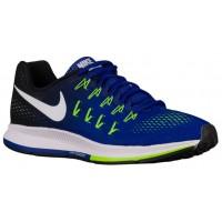 Nike Air Zoom Pegasus 33 Eintracht/Schwarz/Elektrisch Grün/Weiß Herren Runningschuh