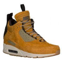 Nike Air Max 90 Sneakerboot Bronze/Bambus/Blau Ribbon/Schwarz Herren Sneakerboot