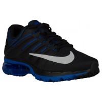 Nike Air Max Excellerate 4 Schwarz/Game Royal/Dunkel Royal/Weiß Herren Schuhschaft