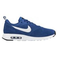 Nike Air Max Tavas Suede Uni Royal/Weiß/Schwarz Herren Running Schuhe