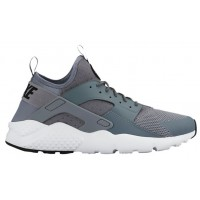 Nike Air Huarache Run Ultra Cool Grau/Weiß/Schwarz Herrensneake
